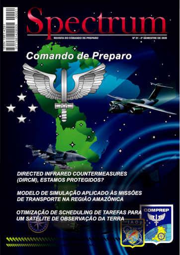 Visualizar n. 21 (2020): Aplicações Operacionais em Áreas de Defesa