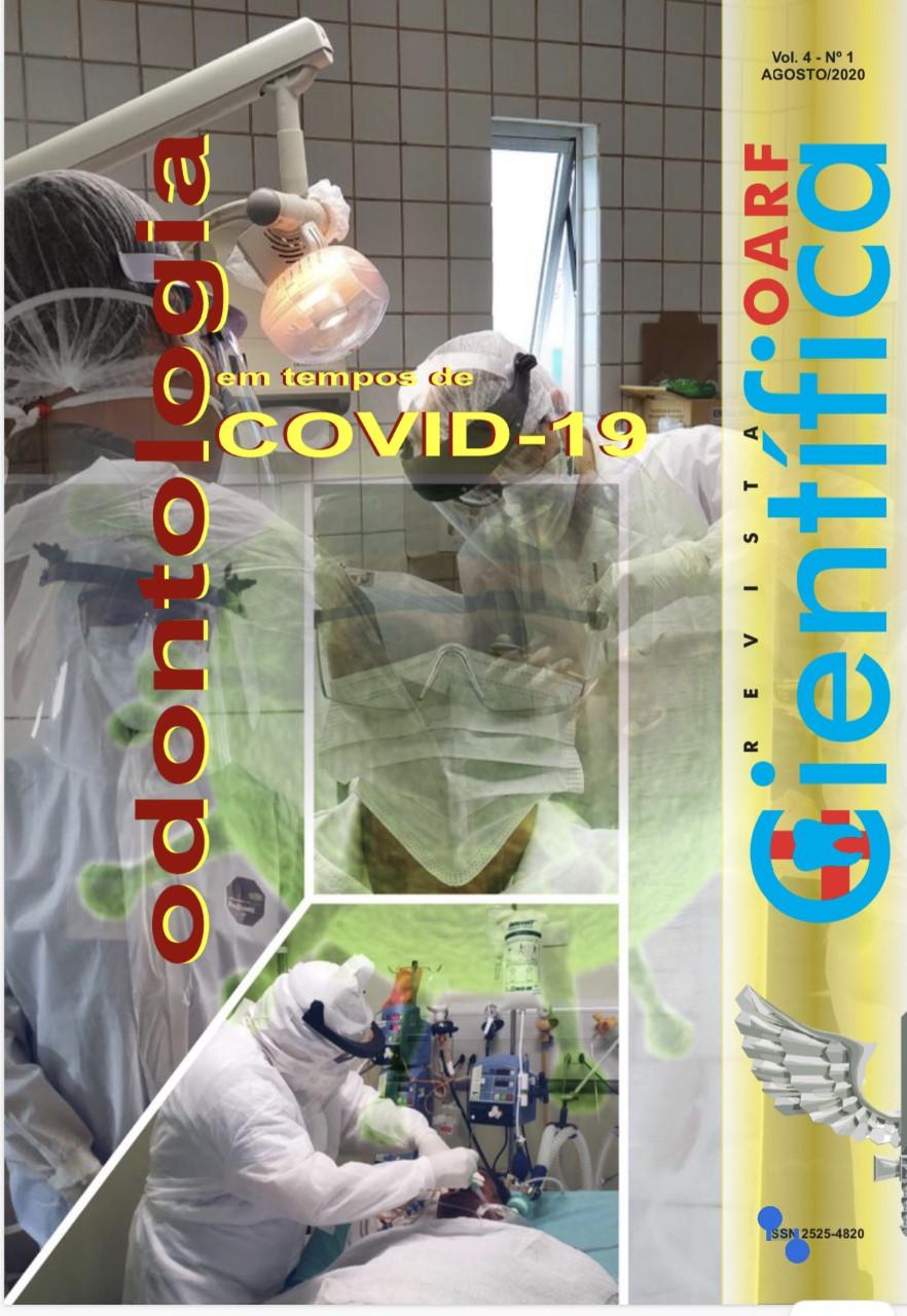Visualizar v. 4 n. 1 (2020): Odontologia em tempos de COVID-19